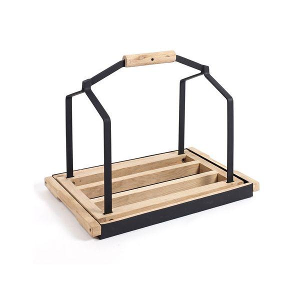 Serax Day-Sign Wood Basket - Questo Design