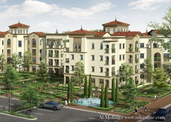 Apartment 2 Bedrooms For In Mivida New Cairo 136 M And Garden 50
