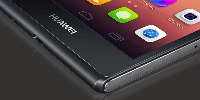 Dunia Pengetahuan: Smartphone Octa-core baru Huawei siap unjuk gigi tanggal 15 April