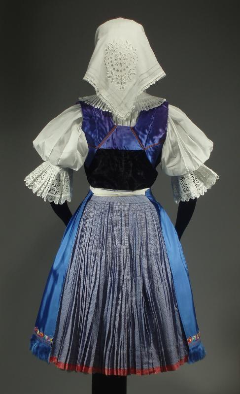 Czech & Slovak Folk Costumes for Sale