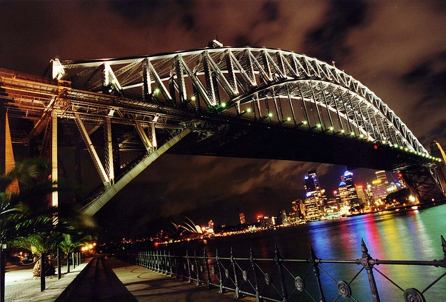 Sydney Harbour Bridge - Miss it