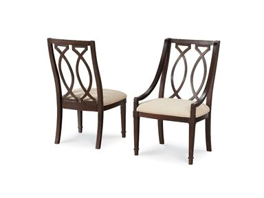 209 Shop For ART Furniture Wood Back Arm Chair 161205 2636 And