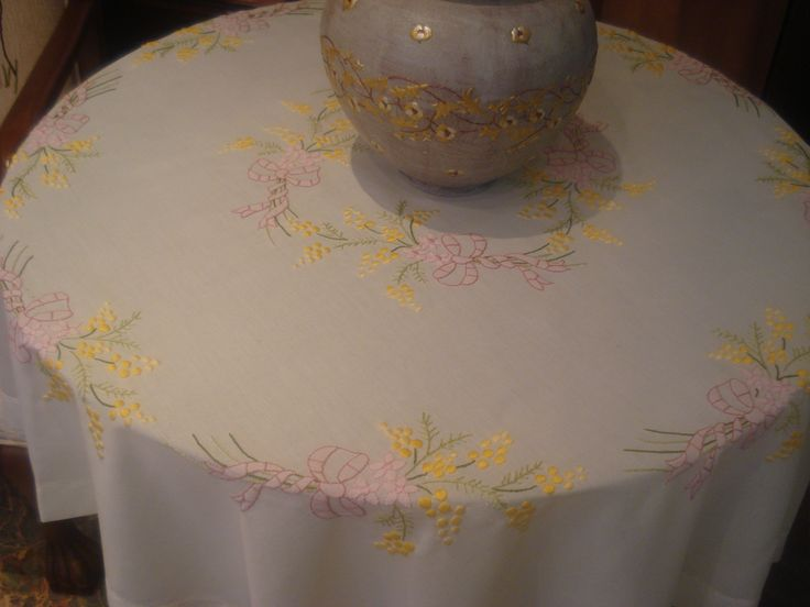 gölge işi - handmade - embroidery - nakış - el işi