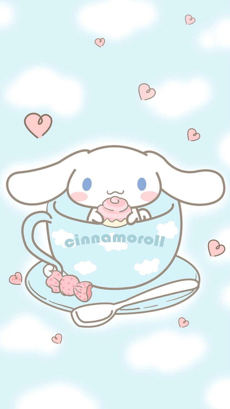 best cinnamoroll wallpapers images on Pinterest