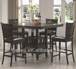 Cheap Dining Room Tables Dinning Sets Retro Dining Table Pub Style Dining Sets - Buy Fiber Dining Table Set,Bamboo Dining Table Set,Compact ...
