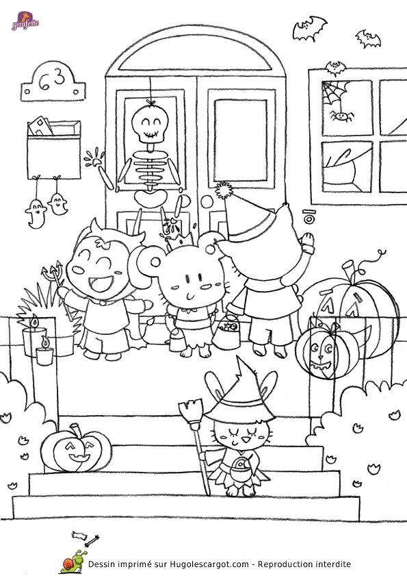 * Halloween....