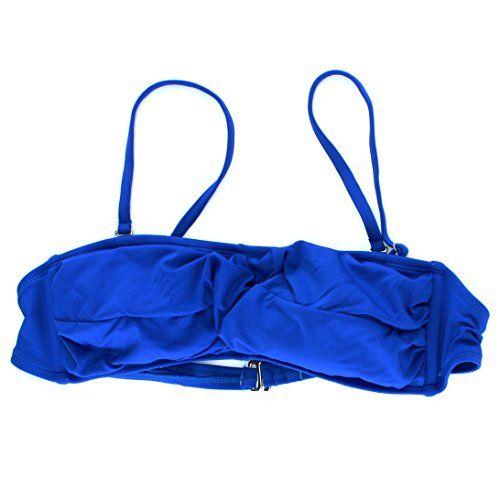Apt. 9 Blue Bandeau Bikini Top for Women (XL) Apt 9 https://www.amazon.com/dp/B00GQP8B1I/ref=cm_sw_r_pi_dp_8cZExb08EM9N3