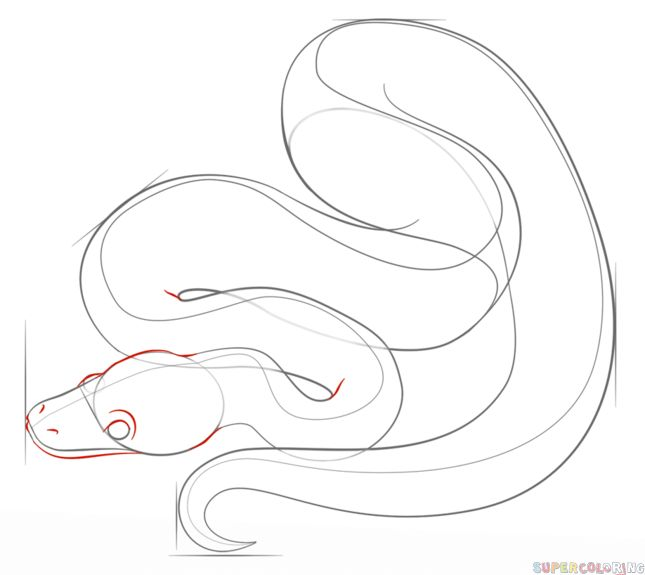 How to Draw A 3D Loch Ness Monster in 2020 (With images ...