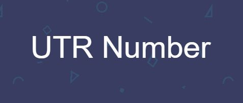 What is a UTR Number and where do I get it? - Quick Rebates