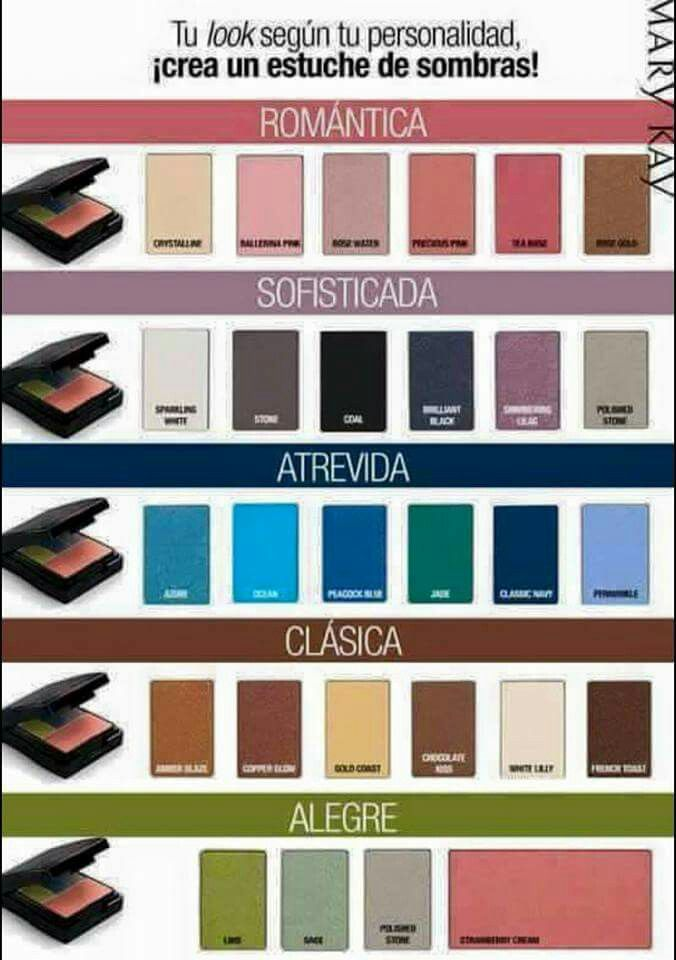 Mary Kay Mineral Eye Color.