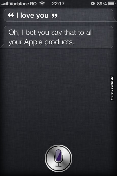 Siri is trustless