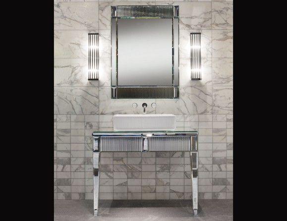 Bathroom Vanities Rialto Italian, Vanity Mirror Bathroom