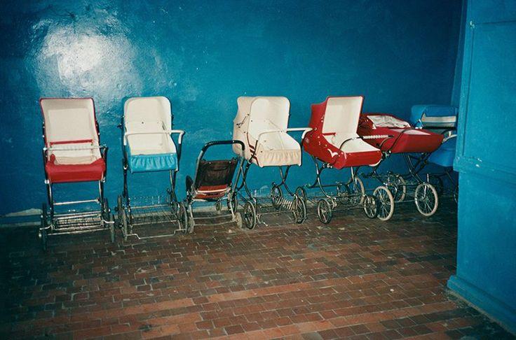 Bertien van Manen, Tomsk, Siberia, 1991