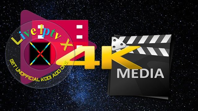 4k Media Kodi Addon - Download 4k Media Addon For IPTV - XBMC - KODI   4k Media Kodi Addon - WatchUltra HD Movies and TV Shows on KODI  4k Media Kodi Addon  Download 4k Media Kodi Addon  Video Tutorials For InstallXBMCRepositoriesXBMCAddonsXBMCM3U Link ForKODISoftware And OtherIPTV Software IPTVLinks.  Subscribe to Live Iptv X channel - YouTube  Visit to Live Iptv X channel - YouTube    How To Install :Step-By-Step  Video TutorialsFor Watch WorldwideVideos(Any Movies in HD) Live Sports Music…