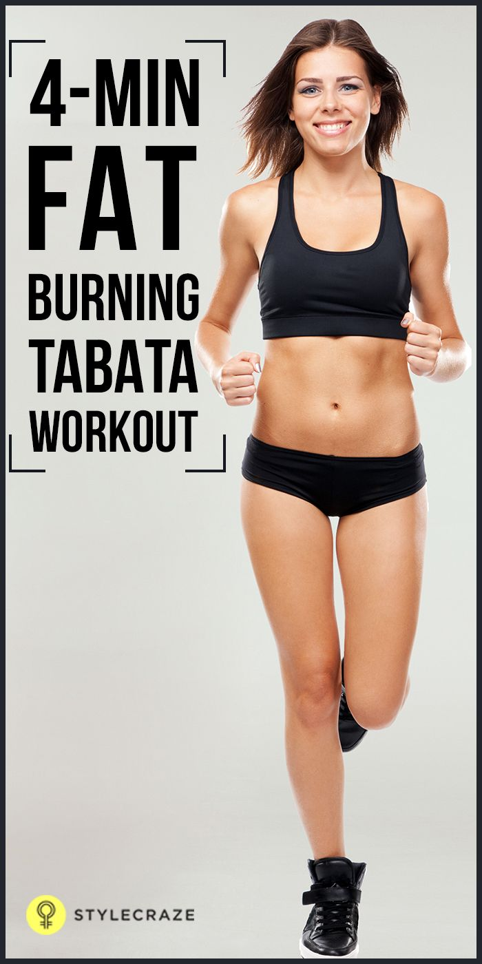 Are you worried your sedentary lifestyle is taking a toll on your health? Wondering how you can find time out of your busy schedule to get your body moving? Then the Tabata workout is what you should try today. Go ahead and read on what this workout is all about, and how it can make you super-fit in the coming days.  #FatBurning