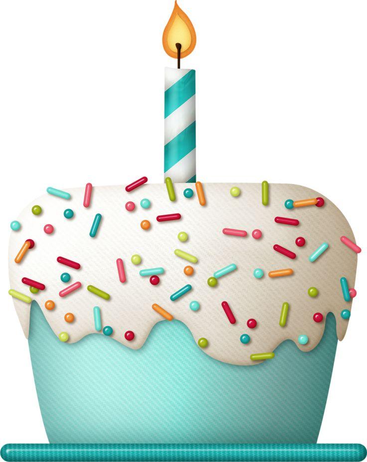 Cute Cliparts ❤ CH.B *✿*Birthday Wish... Birthday Cake