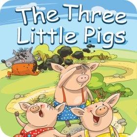 #8: The Three Little Pigs Premium.