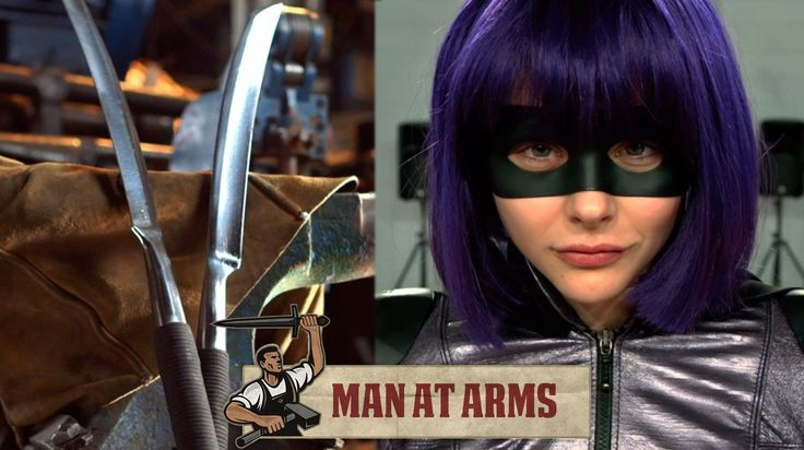 How to Make Hit Girl's Detachable Sword From 'Kick-Ass 2′