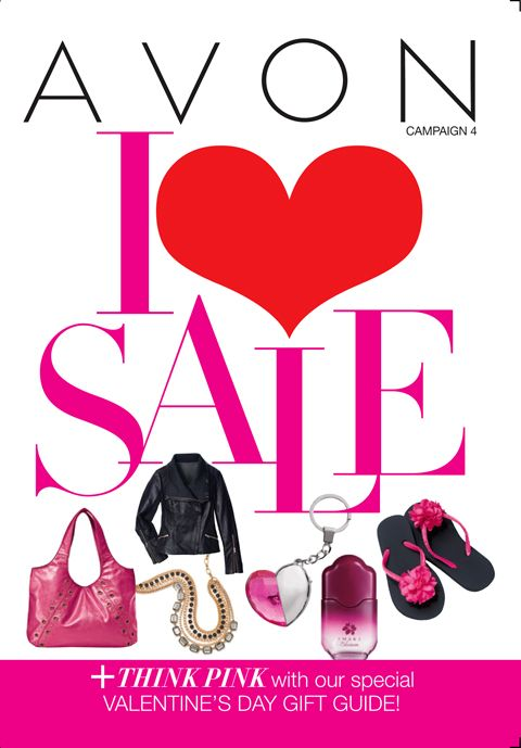 Avon Campaign 4 2015 - Order Avon online 1/16/15--1/29/15 at beautywithmary.com