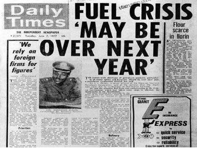 Fuel scarcity: Something is rotten in Nigeria  Soyinka http://ift.tt/2C2sEIK