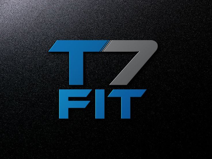 Online Fitness Company T7Fit Requires Logo Elegant, Playful Logo Design by TimeStudio