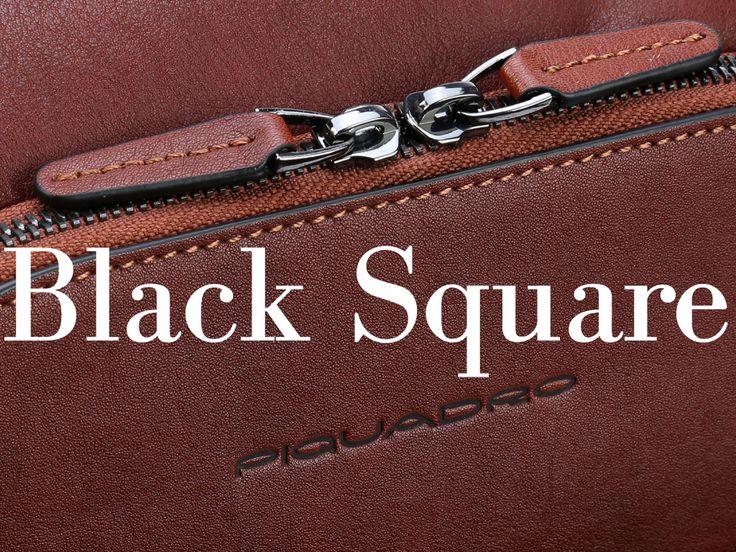 Mister Wizard | Nuova collezione Piquadro Black Square