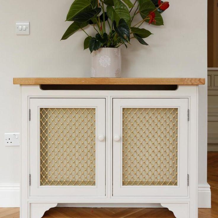 Oak top radiator cover ames garden cart lowes