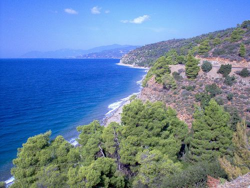 Destination Evia: The Perfect Escape