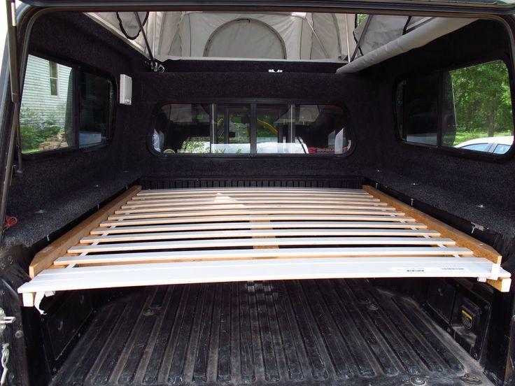 Truck Bed Sleeping Platform Tacoma Sleeping Platform Bed