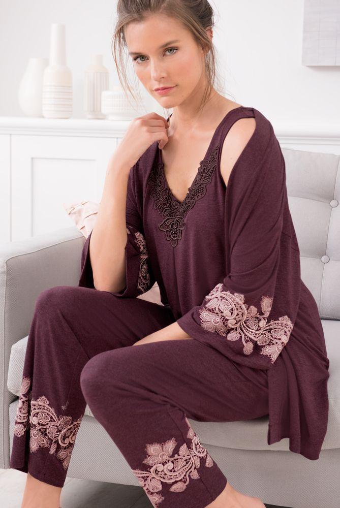 8 best MISS LINDA pajama images on Pinterest