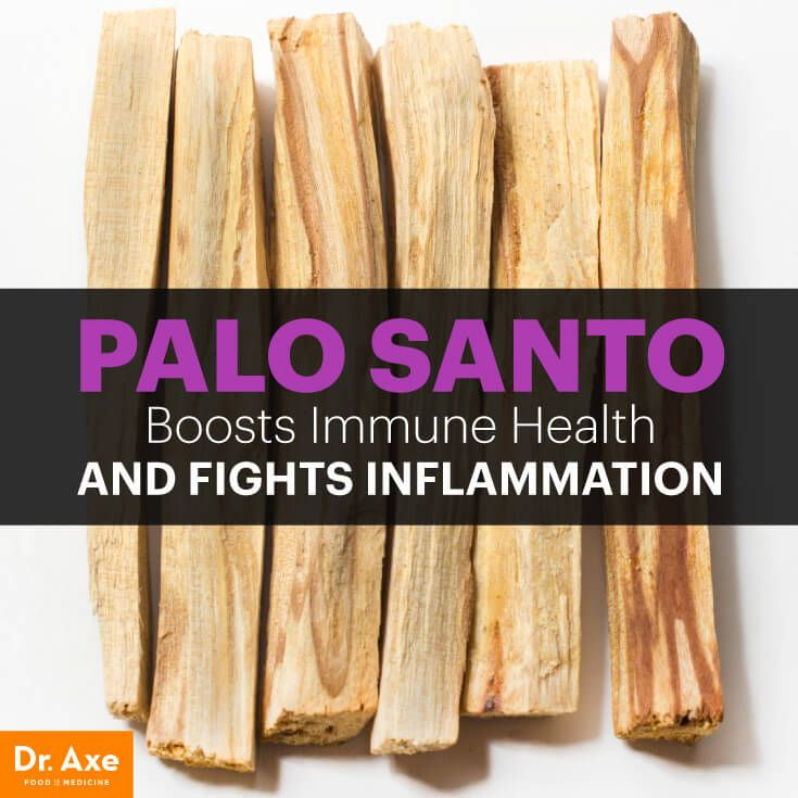 Palo Santo Boosts Immune Health, Fights Inflammation - Dr. Axe