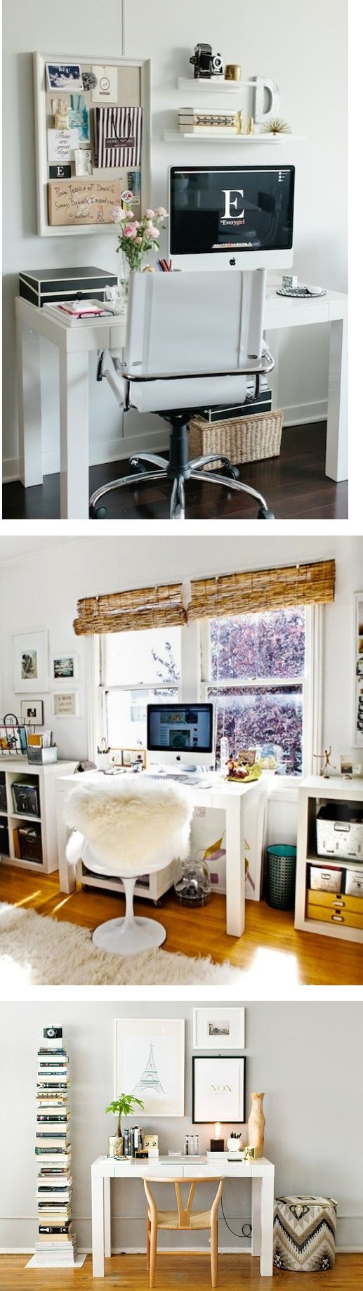 Office Desk For Bedroom 17 Best Ideas About Parsons Desk On Pinterest Desk Styling