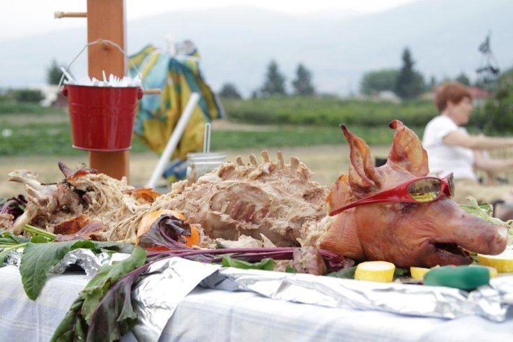 how to make roast pig