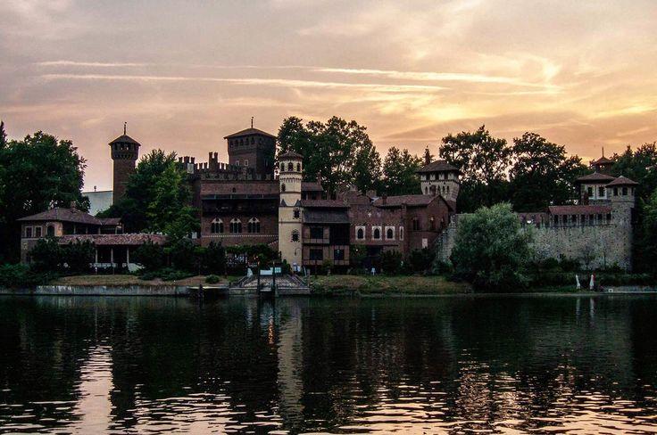 Borgo Medioevale del Valentino #Tourin