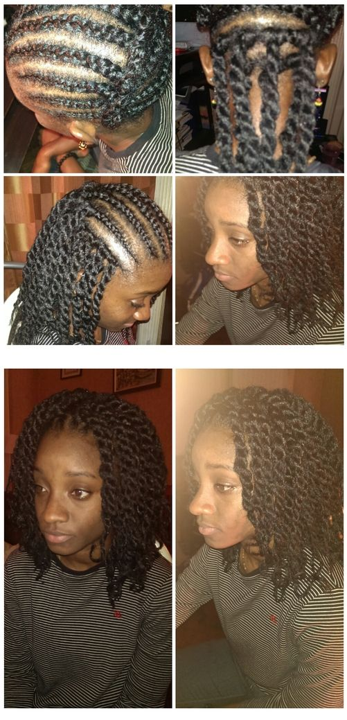 86 Best Crochet Braids Images On Pinterest Braid Hair Natural
