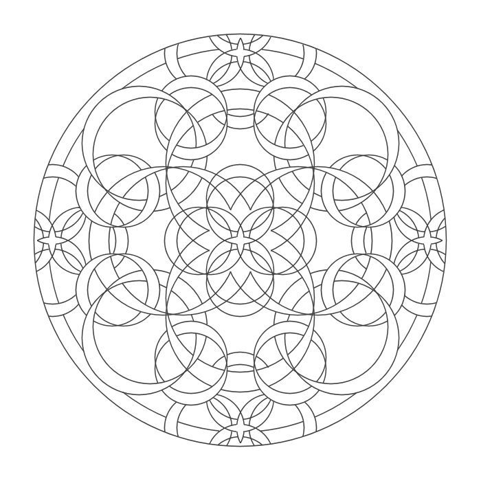 11 best images about Stress Reducing Coloring Sheets on ...