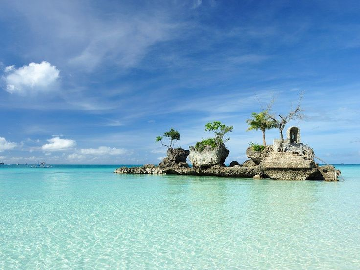 With its gentle coastlines and transporting sunsets, it's easy to see why Boracay was voted the best island in the world by our readers.