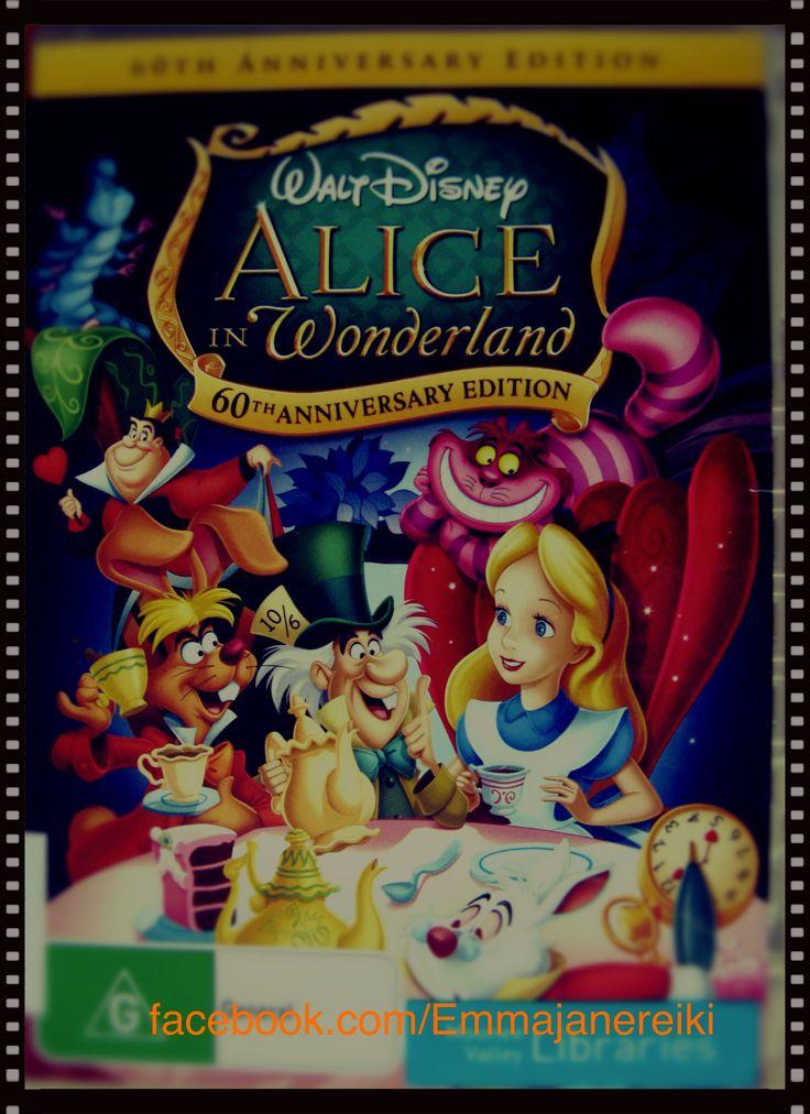 The wonderful Alice in Wonderland.