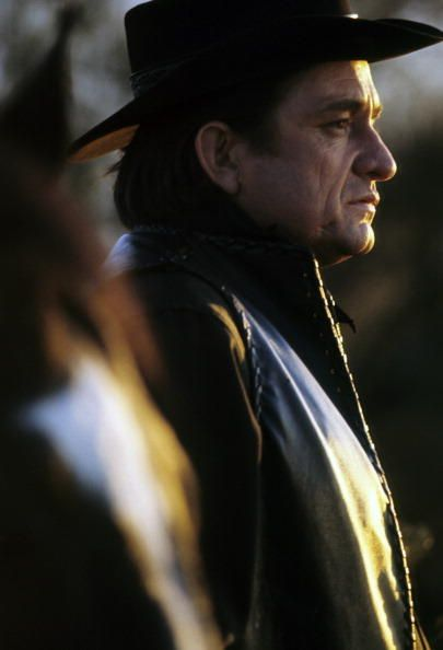 10th Anniversary Johnny Cash THE JOHNNY CASH SHOW - 'A Battle of the West' On Location in Arizona - Shoot Date: January 13, 1971.