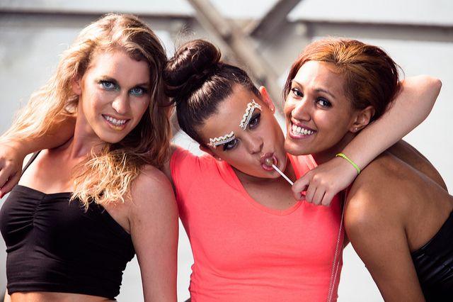 Models: Annika, Tamara, Vanessa | Flickr - Photo Sharing!