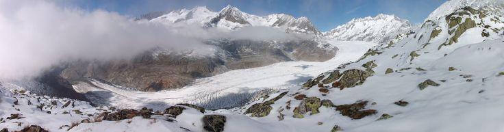 Grosser Aletschgletscher by Azifri on DeviantArt