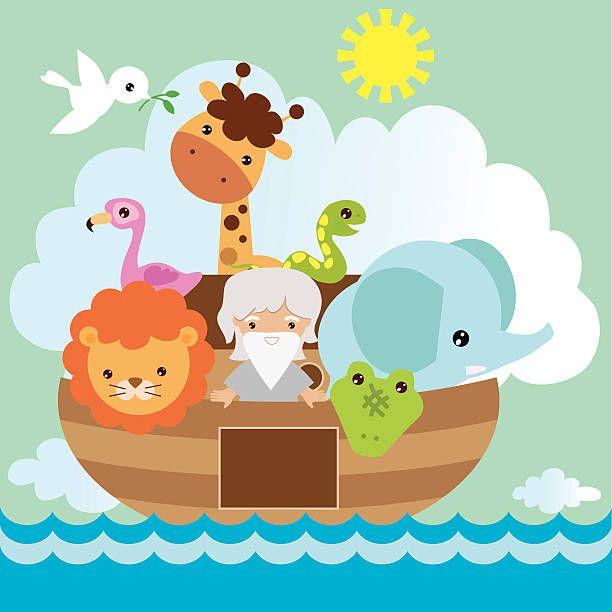 36+ Noahs ark clipart free ideas