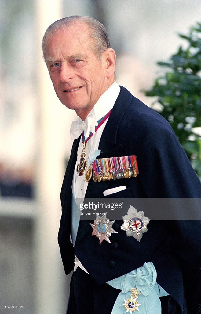 Prince Philip in Sweden