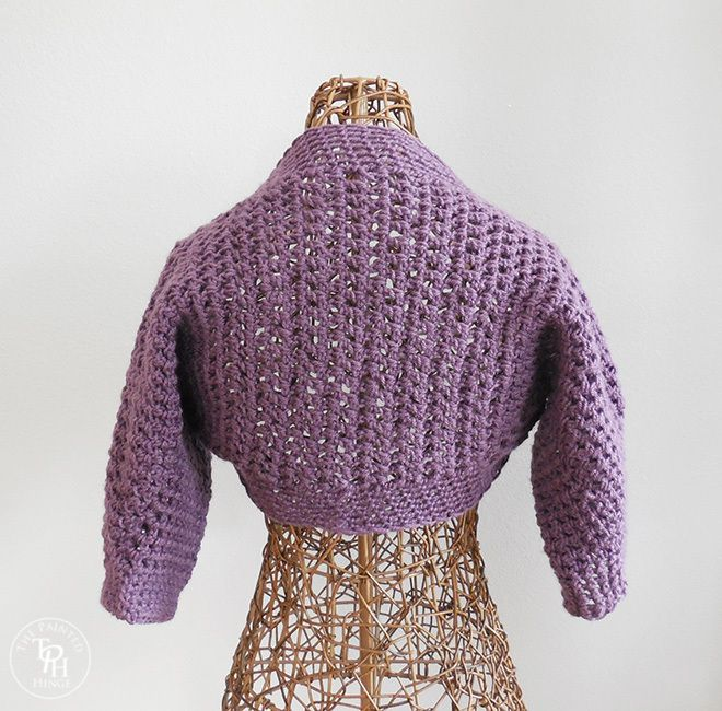 Free Crochet Pattern For Shawl With Sleeves : 17 Best images about Just Crochet on Pinterest Free ...