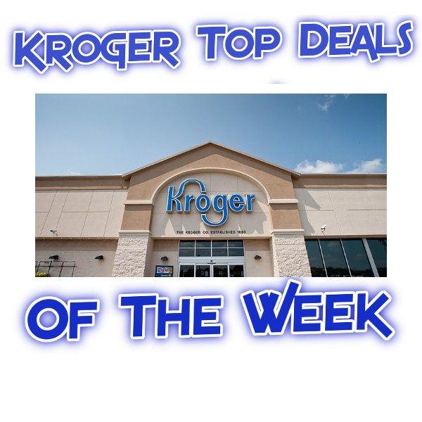 Kroger Top Deals of the Week for Ad 9/7 thru 9/13 - http://couponsdowork.com/kroger-grocery-store/kroger-top-weekly-deals-97-913/