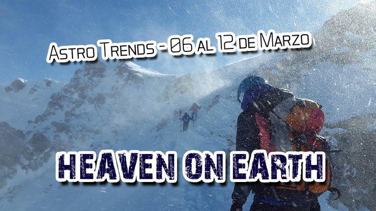 Astro-Trending: Semana del 6 al 12 de Marzo