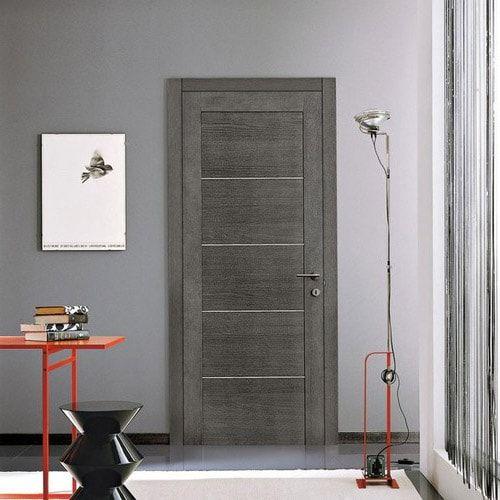 Серые двери в интерьере | Ремонт квартиры своими руками