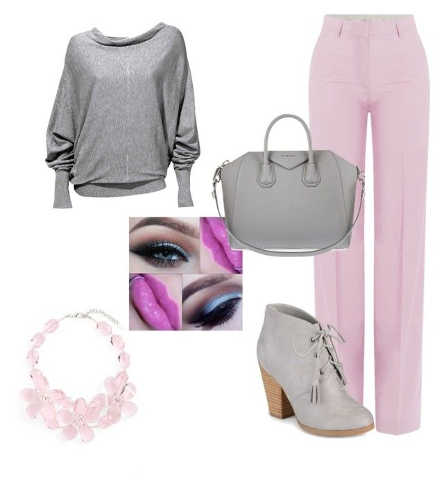 """""""pink in goooood"""" by alice-de-marzi on Polyvore featuring Natasha Couture, Paul & Joe, Journee Collection and Givenchy"""