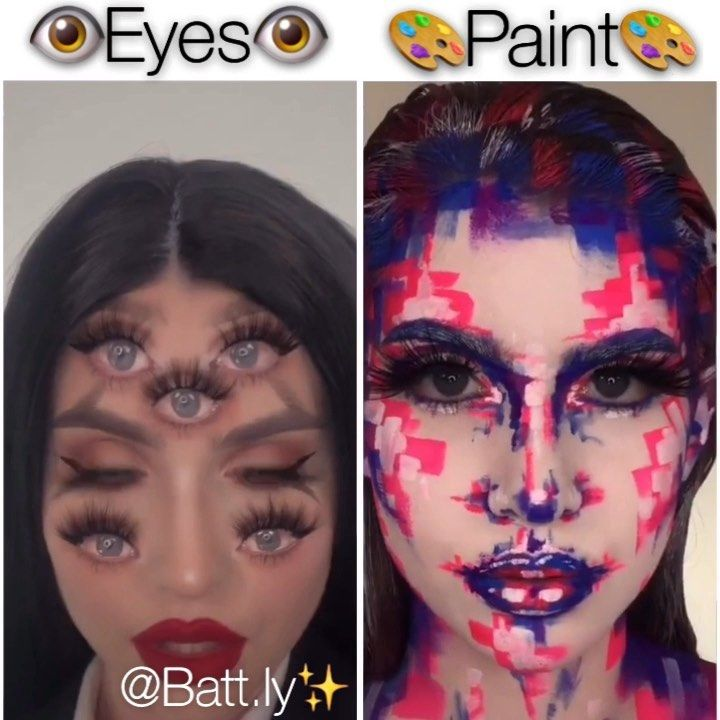 Best videos daily on instagram eyes or paint