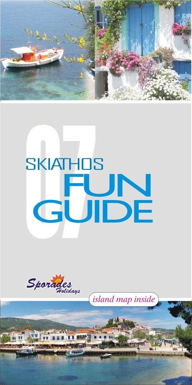 Tourist guide cover